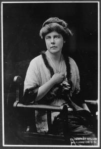 Lucy Burns, Co-founder of the Congressional Union for Women Suffrage -Photo Credit: Library of Congress