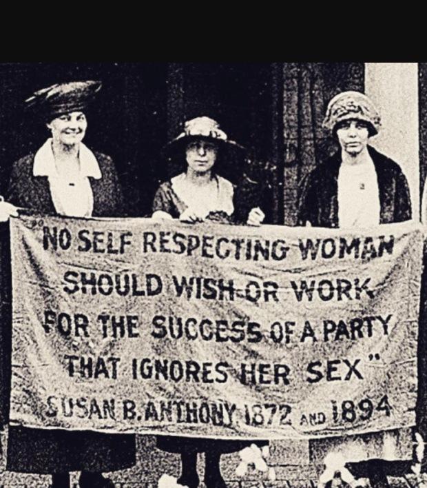 Suffragettes 1913